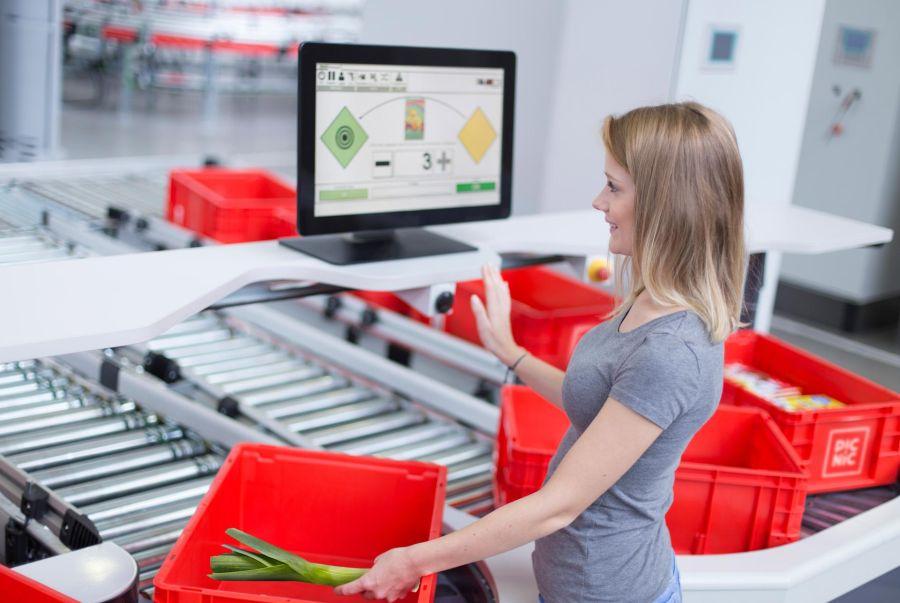 Der Online-Supermarkt Picnic erhöht seine Kapazitäten.