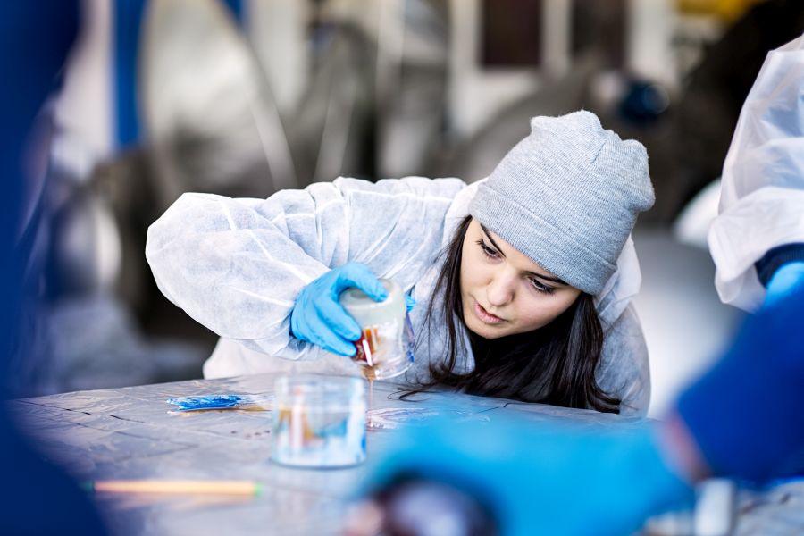 Rund 160 junge Menschen aus Düsseldorf und der Umgebung haben am Innovationssemester der Wissensregion Düsseldorf im Winterhalbjahr 2019/2020 teilgenommen.