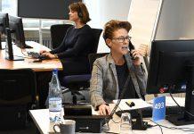 Bei der Corona-Hotline der IHK Düsseldorf bekommen Unternehmen Hilfe und wichtige Tipps.