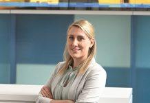 Mona Paluch ist seit einem Jahr ehrenamtliche IHK-Prüferin für angehende Kaufleute für Marketingkommunikation.