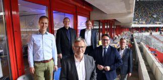 IHK-Wahlarena in Monheim am Rhein